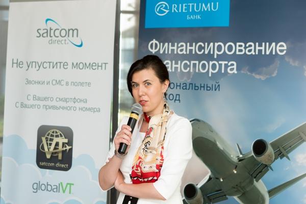 BBAF_Riga_Anna Serejkina, RUBAA Managing Director